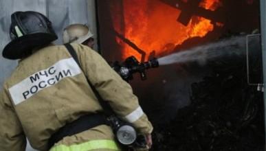 В Ялте из горящей пятиэтажки эвакуировали 20 человек