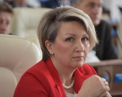 Почему депутат Севастополя Щербакова истерит?