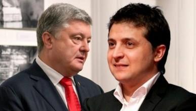 Названы имена секундантов на дебаты Порошенко и Зеленского