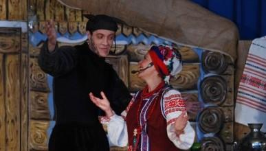 Галерея гоголевских образов в Севастополе (ФОТО)
