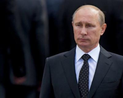 Где появляется Путин, там исчезает GPS!