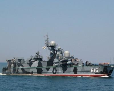 Ракетные корабли ЧФ вернулись в Севастополь после учений