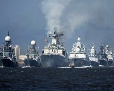 Черноморский флот начал зачистку