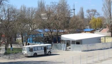 В Крыму проинспектировали установку модульных автостанций