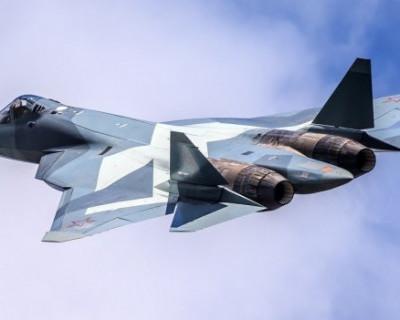 Истребители Су-57 защитят Севастополь