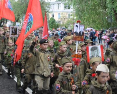 В Севастополе военно-патриотический клуб отметил свой день рождения (ФОТО)
