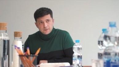 Зеленский заявил, что он ликвидирует СБУ, Генпрокуратуру и МВД Украины
