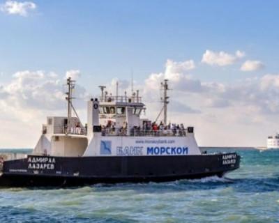 Паромная переправа через Севастопольскую бухту заработает в мае