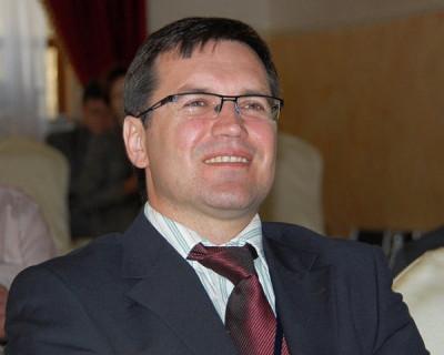 В центре Киева избили известного русофоба