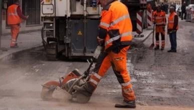 В Севастополе проверили ход ремонта дорог в центральной части города