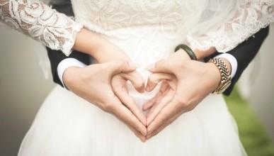 В России снизилось число зарегистрированных браков