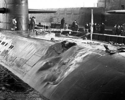 Манёвр советских подводников, который боялись все субмарины НАТО