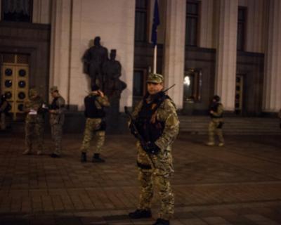 Пётр Порошенко готовит военный переворот