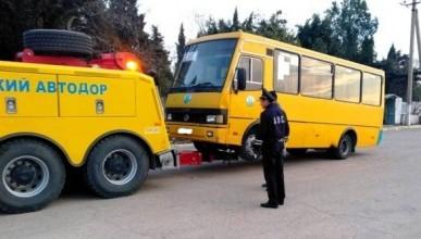 Что нарушили в Севастополе водители 112 автобусов?