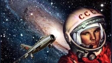 Поздравление губернатора  Дмитрия Овсянникова с Днем космонавтики