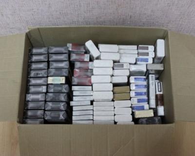 В Керчи изъяли более 6,5 тыс пачек контрафактных сигарет