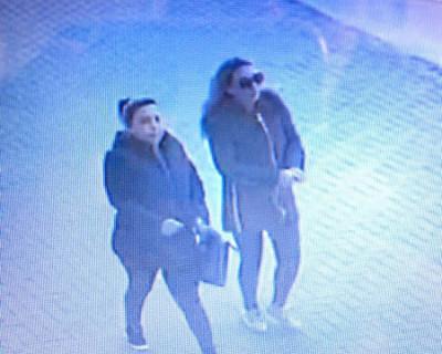 Полиция Симферополя разыскивает двух воровок (фото, приметы)