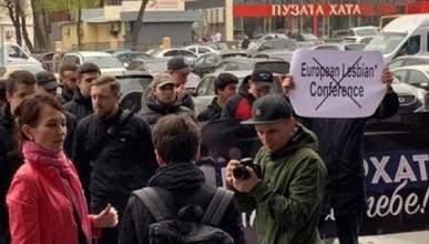 В Киеве напали на лесбиянок, есть пострадавшие (ФОТО)