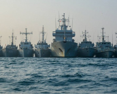 Почему корабли НАТО не решились на «керченский прорыв» (ФОТО, ВИДЕО)?