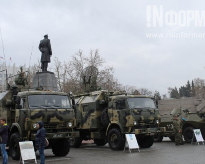 В Севастополе отметили День войск противовоздушной обороны