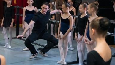 Звезда мирового балета дал урок севастопольским танцорам