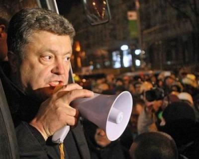 Омерзительная биография Порошенко, которая не имеет ни одного белого пятна