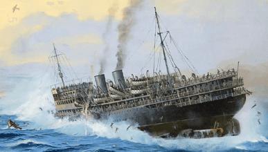 Севастопольский ВУЗ отправит экспедицию на место самой крупной в истории морской катастрофы