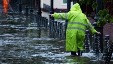 На Крым обрушатся штормовые дожди