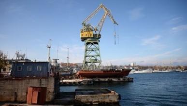 Бывший завод Порошенко в Севастополе станет базовым предприятием для ремонта кораблей ЧФ