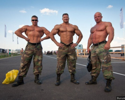 «Настоящих мужиков» нет в России. «Остались только в спецназе»