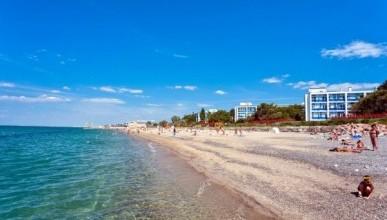 Саки попал в ТОП-3 российских курортов, популярных для лечения и оздоровления