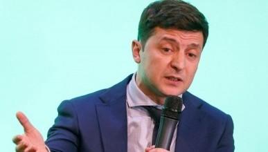 Зеленский назвал неприемлемой войну с Россией за Крым