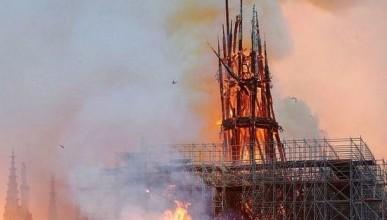 В России пройдет сбор средств на ремонт собора Парижской Богоматери