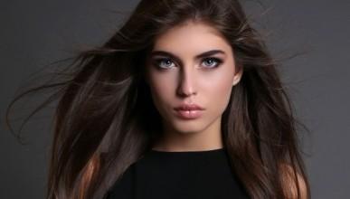 Севастопольская модель вошла в ТОП-20 самых красивых девушек России