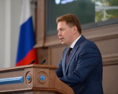 Что является приоритетом в деятельности правительства Севастополя?