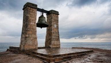 В Севастополе зазвонил колокол из Нотр-Дам де Пари