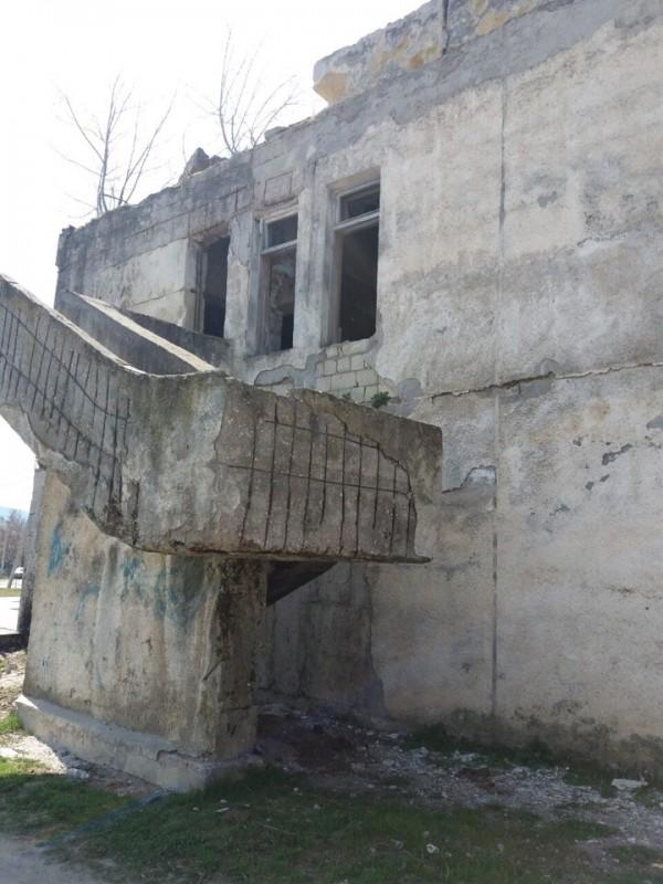 «Дворец культуры» в селе Передовое