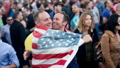 Что предпочитают смотреть американские гомосексуалисты?