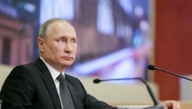 Владимир Путин обратился с посланием к участникам ЯМЭФ