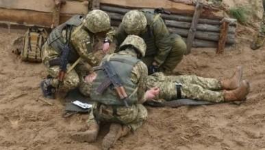 Украинский солдат застрелил сослуживца и ранил еще троих