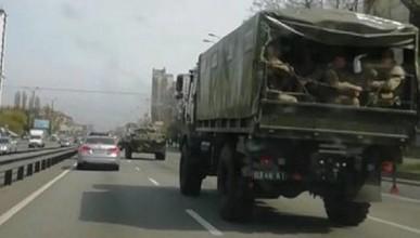 Порошенко начал военный переворот?!