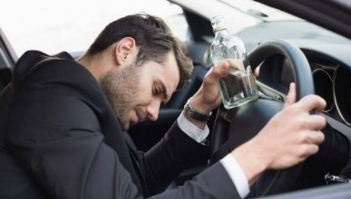 В Крыму пьяный водитель не смог сбежать от полицейских