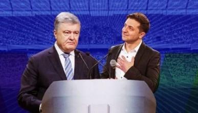 Что известно за несколько часов до начала дебатов Зеленского и Порошенко