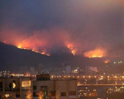 Страшные пожары в России (ВИДЕО)