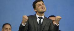 Зеленского не сняли с выборов
