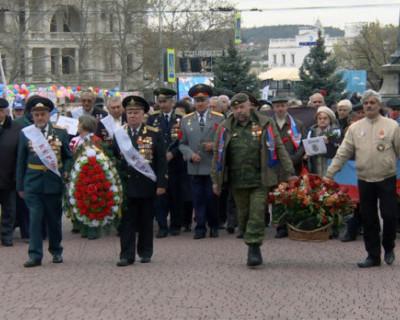 В Севастополе проходит фестиваль «И вечно будет биться сердце русской славы»