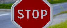 В России дорожные знаки уменьшатся в размерах