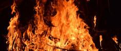 В Крыму выросла смертность при пожарах