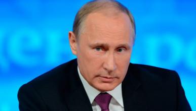 Приезд Путина в Севастополь