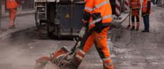 В Севастополе проконтролировали ход выполнения ремонтных работ на Северной стороне